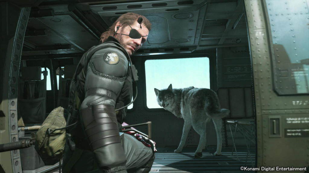 metal gear solid 5 phantom pain