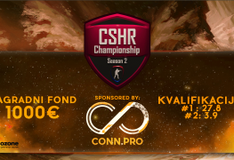 CSHR Championship 2, Counter Strike liga