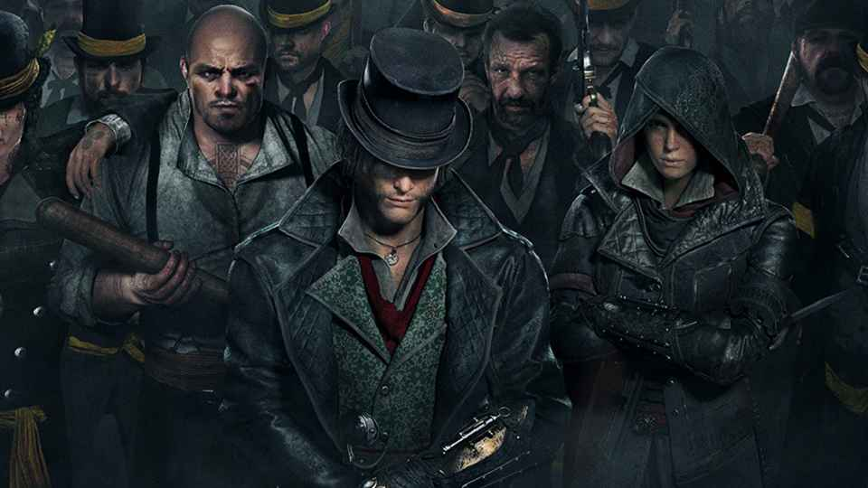 Assassins Creed Syndicate trailer
