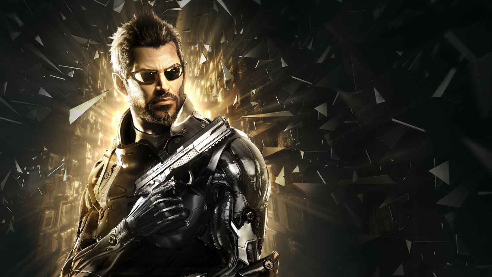 Deus Ex Mankind Evolved