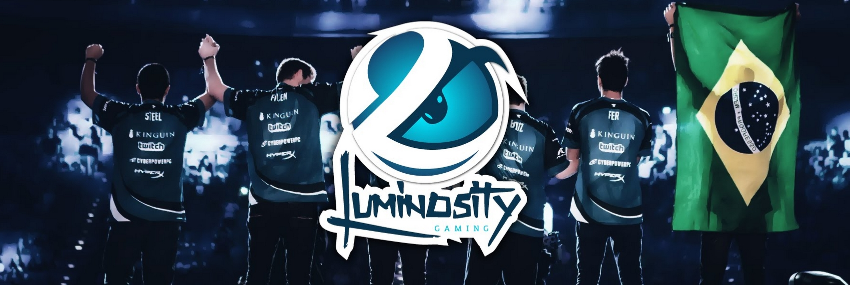Luminosity gaming Fallen instrukcije