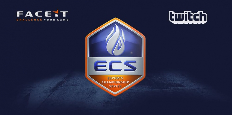 ecs, esport championship series, twitch, faceit, ddk, james, redeye, thorin, faceit liga, faceit twitch liga, twitch esports