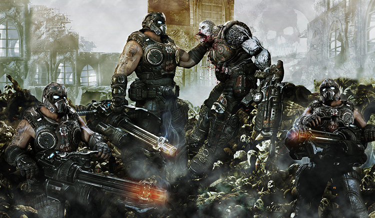 novi gears of war