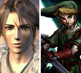 Zelda vs Final Fantasy