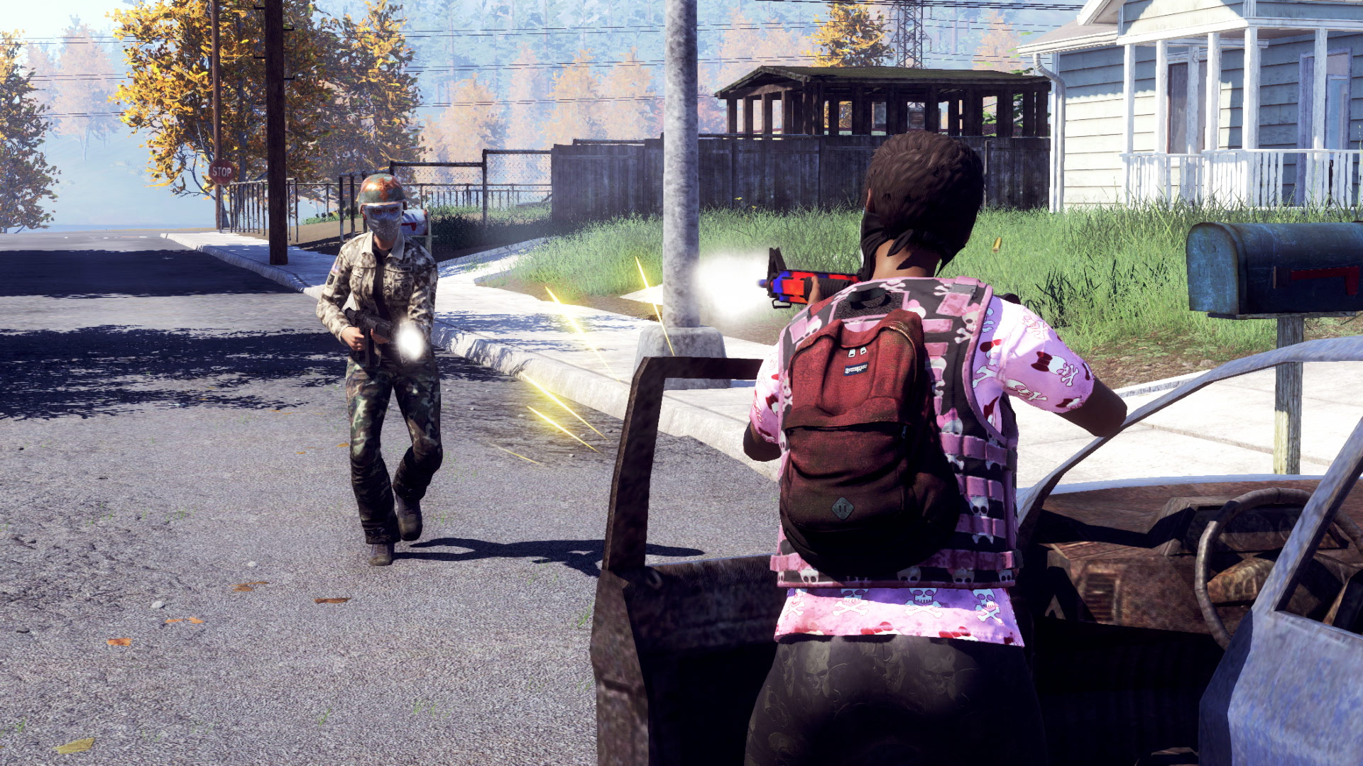 h1z1: king of the hill datum izlaska
