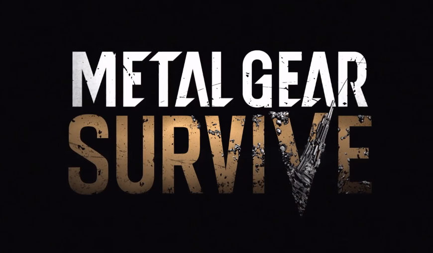 mteal gear survive