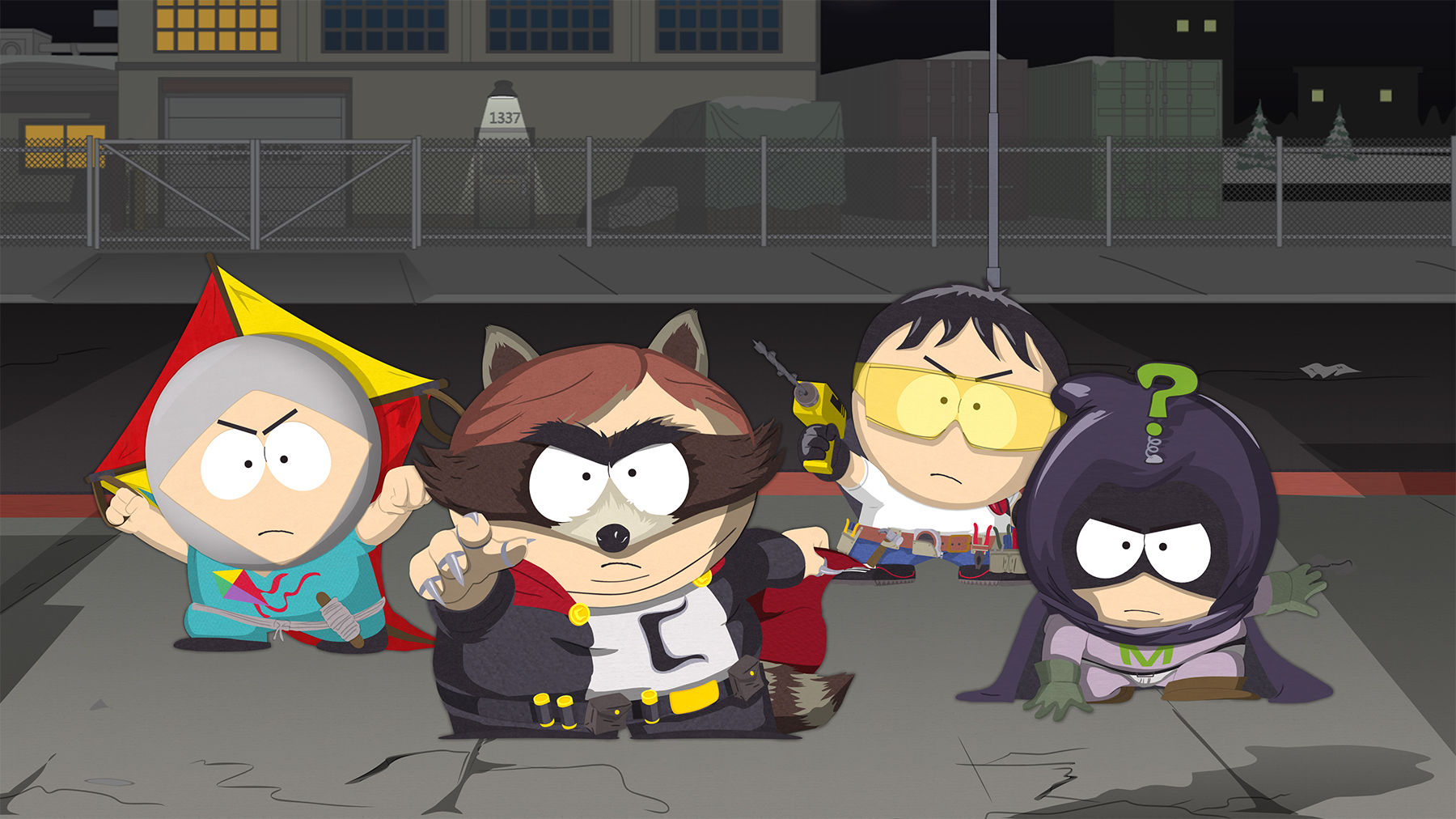 south park: the fractured but hole predbilježbe