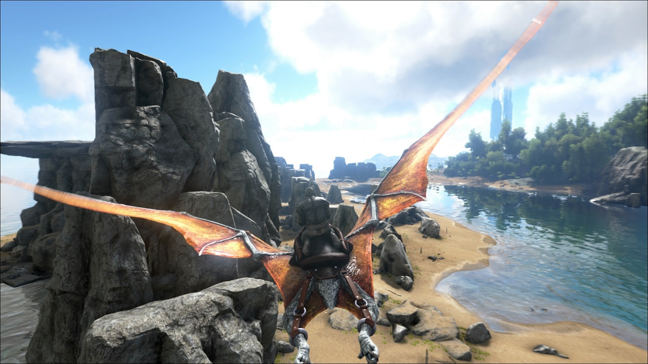 ark: survival evolved nadogradnja