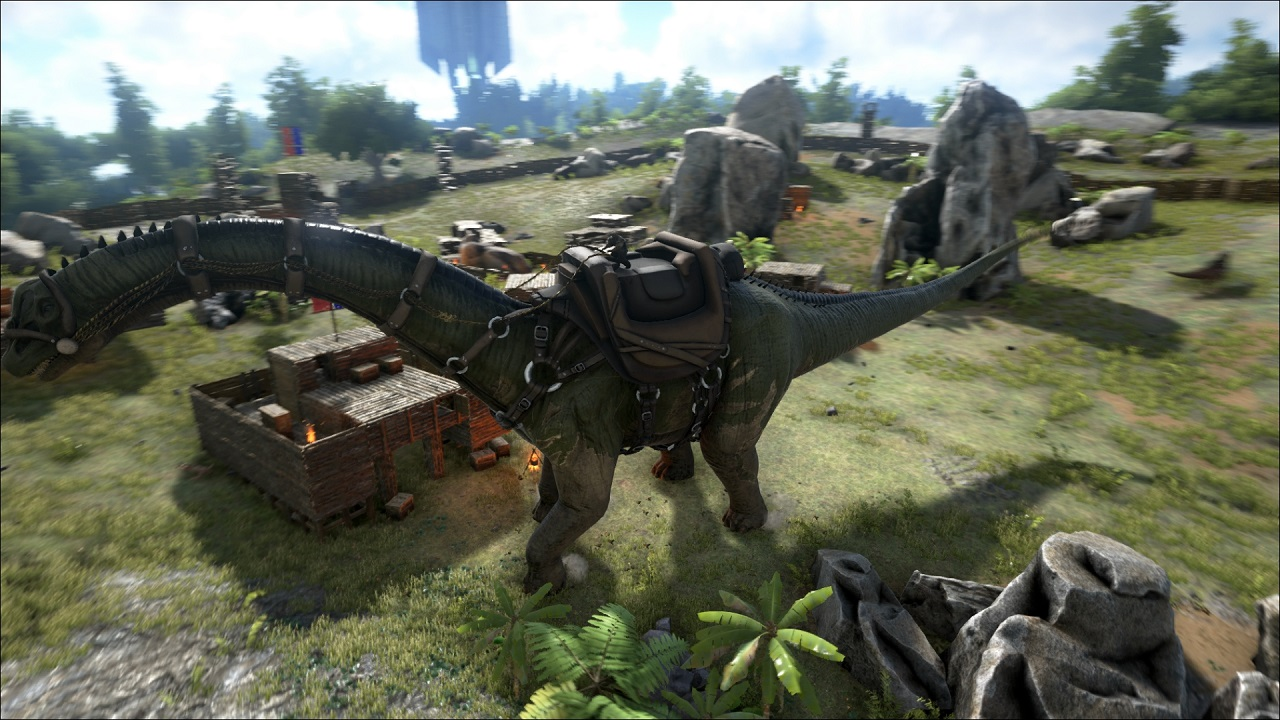 ark: survival evolved early access
