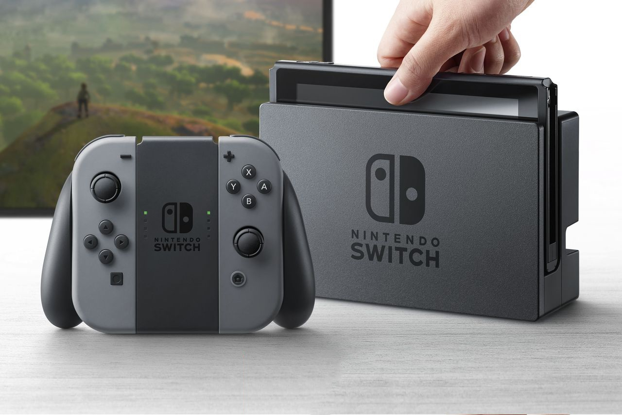 nintendo switch najava