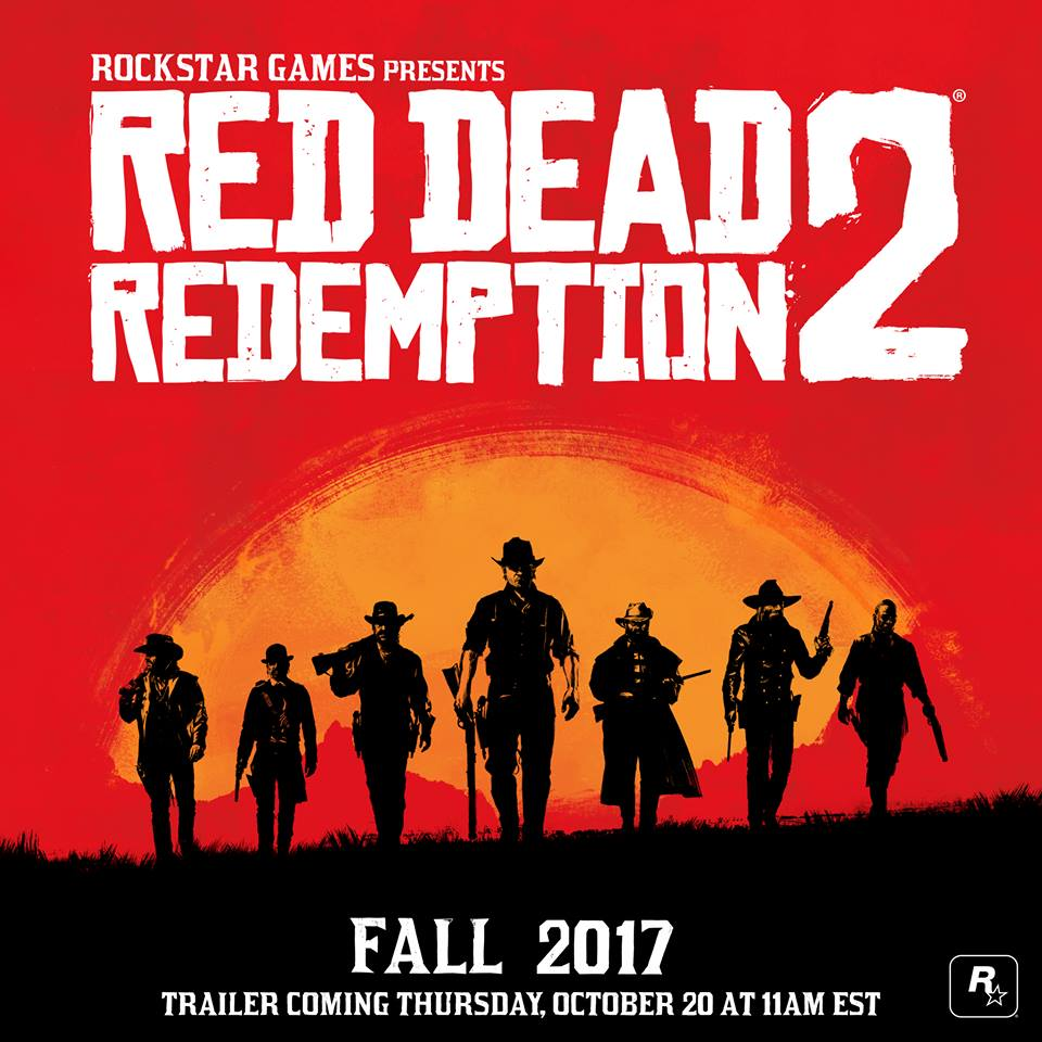 red dead redemption datum izlaska