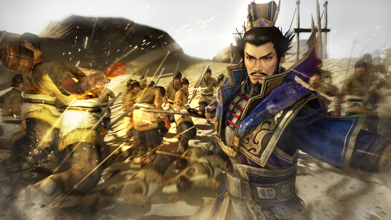 dynasty warriors 9 trailer