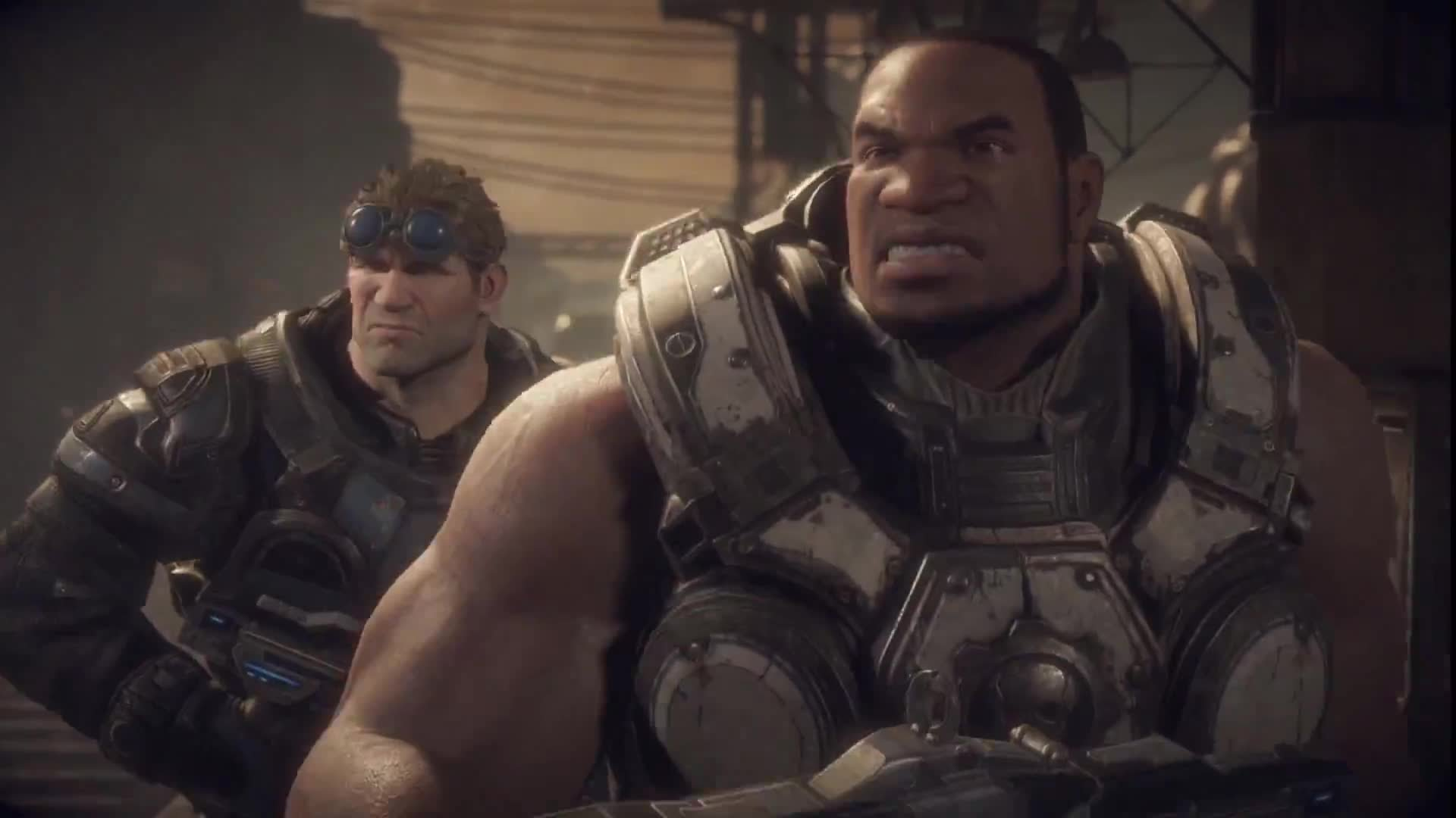gears of war cole train a