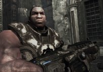 gears of war cole train background