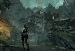 tomb raider 2013 background