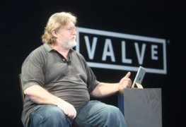 valve gabe newell ama background