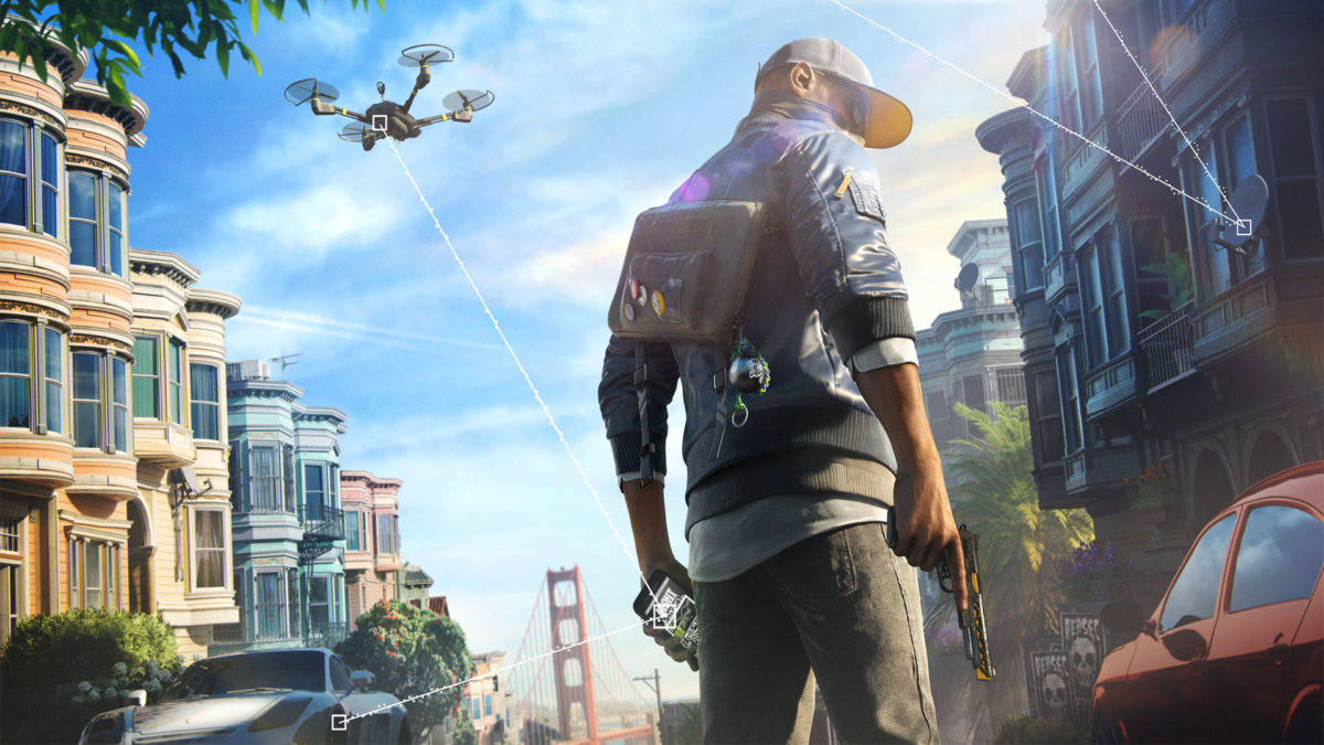 watch dogs 2 a