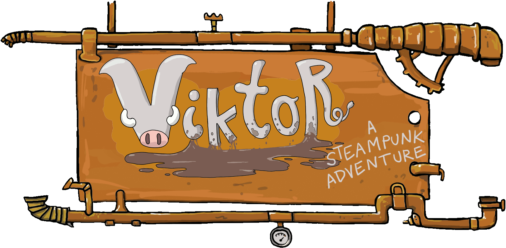 Viktor, a steampunk adventure