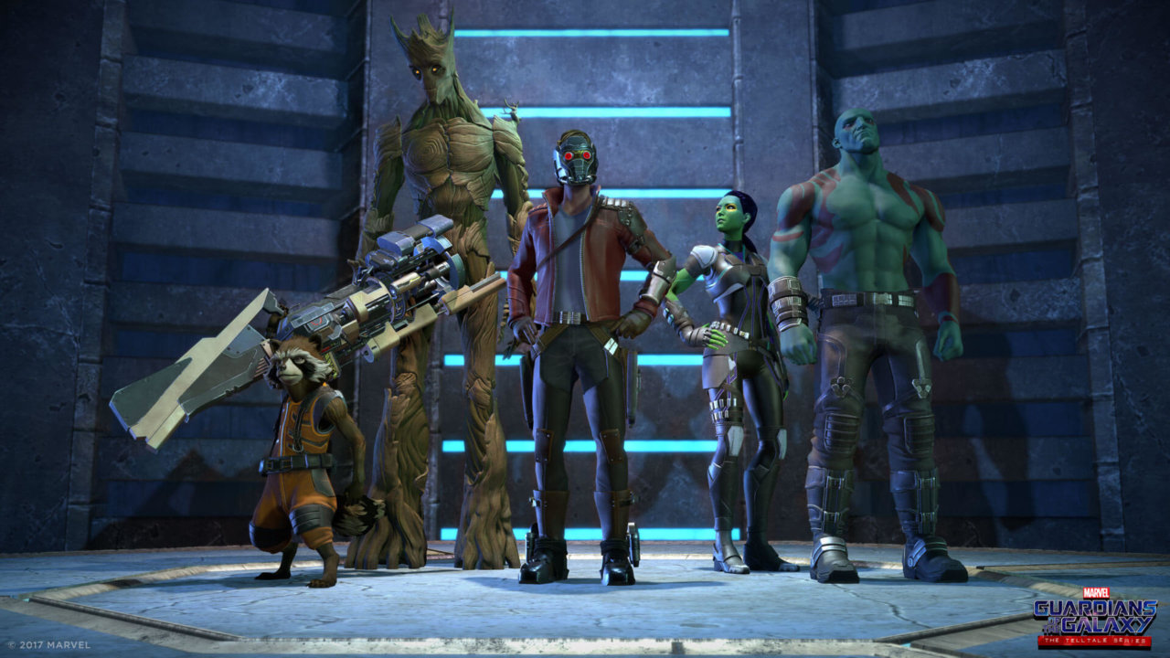 Marvel's Guardians of the Galaxy: The Telltale Series u prodaji