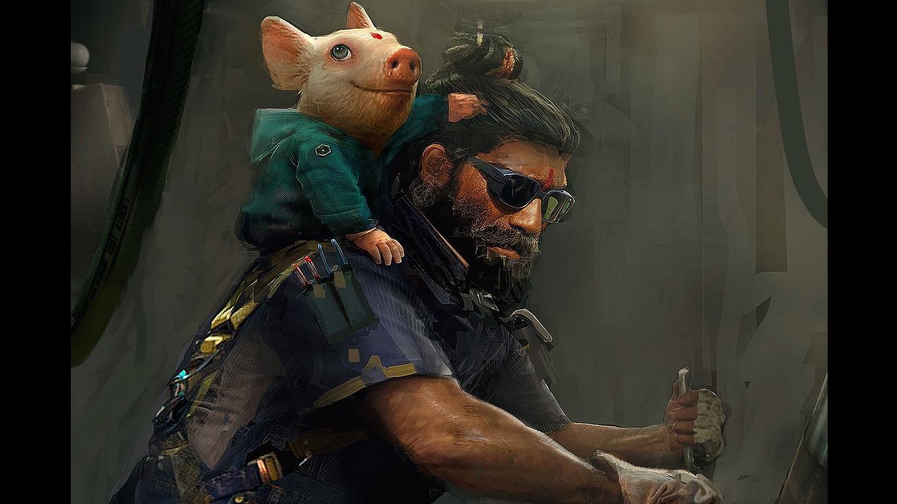 beyond good and evil 2 najava