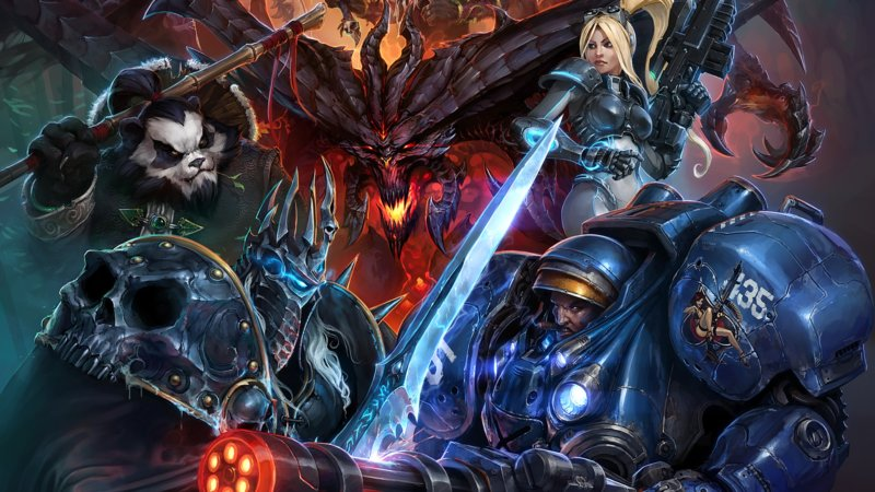 blizzard heroes of the storm second anniversary