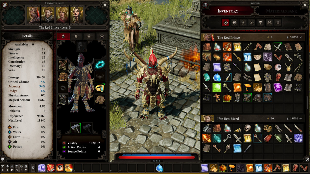 divinity: original sin II early access