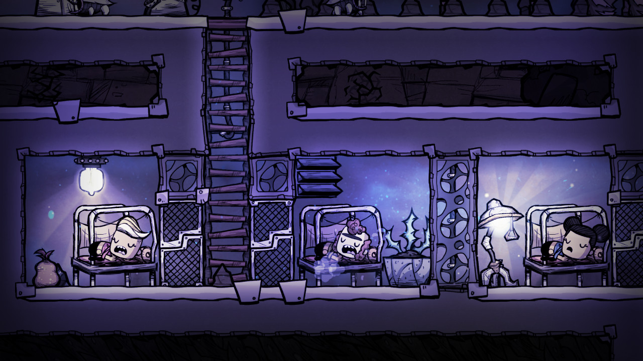 oxygen not included early access