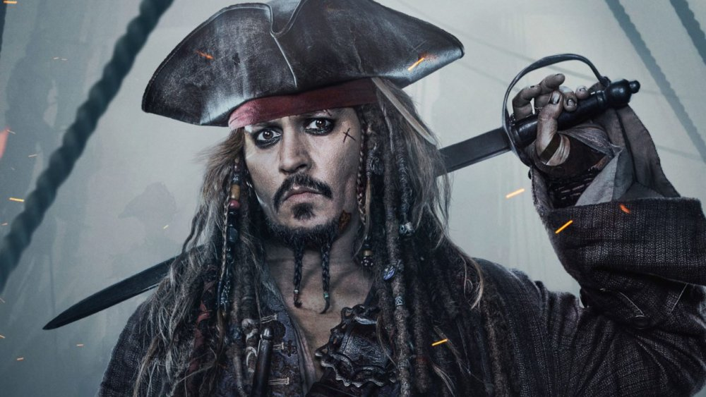 pirates of the caribbean jack sparrow 2