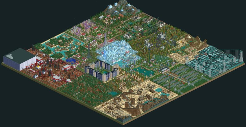 rct2 10 years park
