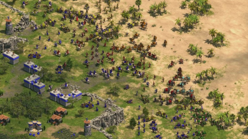 age of empires remake za pc