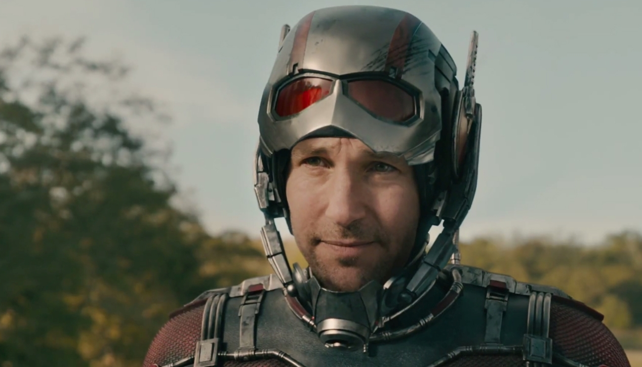 Ant-Man And Wasp film