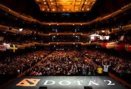Dota 2 The International natjecanje