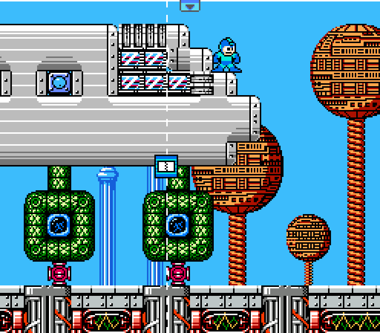 Mega Maker level editor