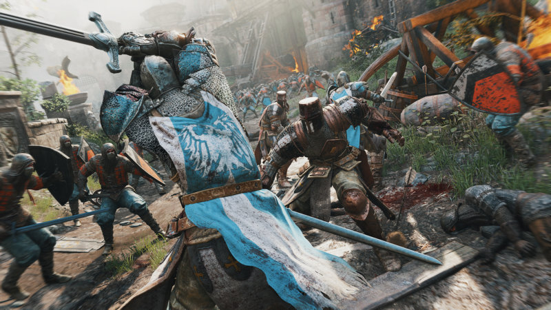for honor online 5